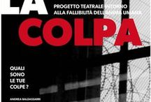 RADIO SCATENATA – PROUST IN PRISON – LA COLPA / TRILOGIA SULLA FALLIBILITÀ DELL'ANIMA UMANA  Proust in Prison – alla ricerca di un tempo perduto C.U.T.! RADIO SCATENATA, creato con detenuti del carcere LA STAMPA di Lugano.  Creazione, durata del progetto: 2013 -2015 | Autore: Markus Zohner | Attori: Alan Alpenfelt, Markus Zohner | Assistenza: Porzia Zara | Musica: Gail Priest | Direzione artistica e regia: Markus Zohner | Fotografia, Filmmaking: Patrick Botticchio | Linea grafica: Edy Ceppi