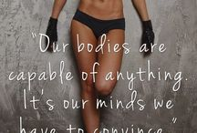 My motivation / Fitness diet exercise