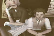 Sims / Inspirational sims stuff