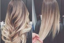 Ombre / So much beautiful ideas