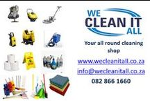 Products / What cleaning products are you in need of?