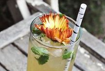 Cocktails & Drinks / Beautiful cocktails and interesting drinks along with lots of recipes to try.
