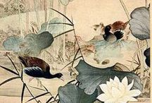 Japanese and chinese art
