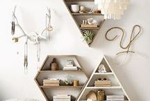 Shelving & Storage / The neat-freak's haven of great storage solutions for the home.