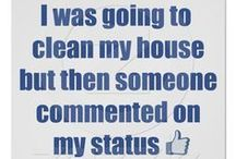 Cleaning Humour