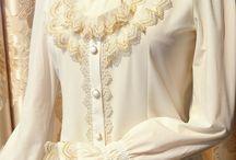 Lolita blouses