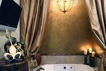 Bathrooms To Die For..... / by Rhonda Taylor-Leippi