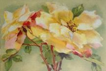 Roses ~ Painted, Pictures or Real! / by Rhonda Taylor-Leippi