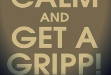 Get a Gripp!! / Hey Ladies!  If you see any idea, color theme or just something you think would be fun for the Gripp, PLEASE add here!! / by Carla Purcella
