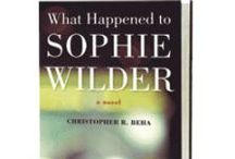 WHAT HAPPENED TO SOPHIE WILDER / Christopher R. Beha is an associate editor at Harper's Magazine and the author of a memoir, The Whole Five Feet. He contributes frequently to the New York Times Book Review. What Happened to Sophie Wilder is his first novel. / by Tin House