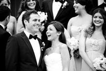 Bride & Groom & Wedding Party