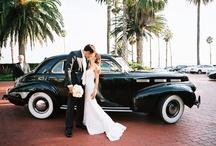 Bride & Groom   Getaway Car