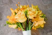 Bridal Bouquets   Orange