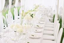 Reception Decor   Table Decor