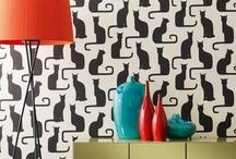 Interior Design/Wallpaper