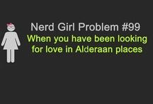 Yep, I'm a nerd :) / by Michelle Lanam