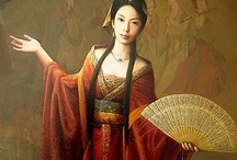 Art/Asian,Japan / by Mary Anne Wallman