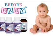 Baby, Prenatal, and Preconception / by Kirkman Vitamins