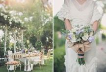 Wedding Tents and Rentals / Adding structure and character to every party.