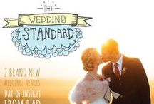 Wedding Standard Magazine / An online publication of people, places and ideas that rock.