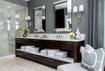 bathroom / by East Street Studios