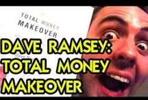 Dave Ramsey Total Money Makeover Video Tips / These pins are of our journey in using the Dave Ramsey Total Money Makeover to get our family out of debt! More videos can be found at http://youtube.com/TheFunnyrats / by LaneVids & TheFunnyrats