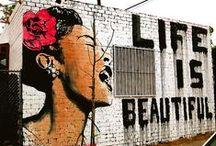 Street Art /|\ Installations