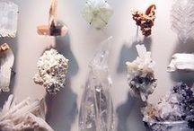Rocks and Minerals ♡