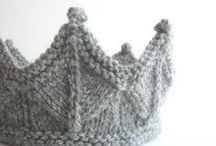 Hat Inspiration / Creative ideas for knit hats!