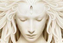 Sacred Goddess Love