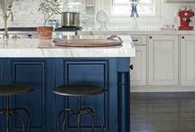 Kitchen/Dining / by Kristin Mattson