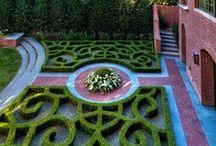 Parterres / Parterre Gardens