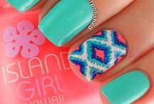 #Nails / Nails that are designed for absolutely EVERYTHING!!! / by Marcayla Hannah