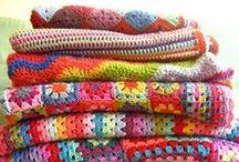 Crochet & Knitting Ideas / by Caity Krauss