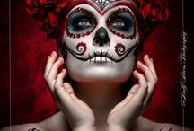 Halloween Costumes and Makeup / by Dianne Loomis