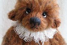 Teddy Bears - this is mine / moja zbierka medvedíkov