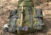 Outdoors - Bushcraft and camping ideas. / The forgotten Art & Practicality of Bushcraft.