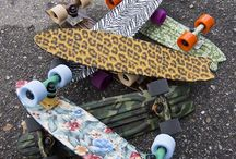 penny boards !! / by Eric Lacourly