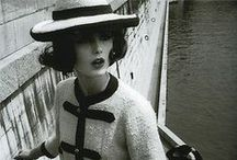 coco chanel vintage / Iconic styles of Coco Chanel