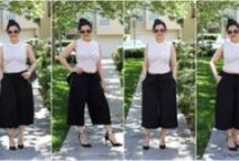 Culottes/ Palazzo/harem pants