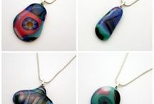 Gert Lush Handmade Fused Glass Jewellery