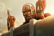 Attack on Titan X,D