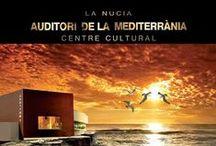 Cultura / Actuaciones de l'Auditori de la Mediterrània y actividades de la Concejalía de Cultura.