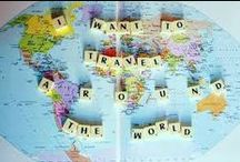 Travelling around the World / Travelling around the world is so much fun, I meet lots of people I am so grateful to meet and work with ♥ I am so blessed *•.¸¸✿ ♥