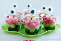 B I R T H D A Y *•.* ♥¸¸✿ / Ideas for healthy and great Birthday parties ✿