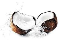 """Coconut oil / Coconut oil is one of the few foods that can be classified as """"superfood."""" Its unique combination of fatty acids can have profound positive effects on health. This includes fat loss, better brain function and various other amazing benefits."""