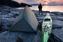 Outdoors - Bikepacking / kayaking / mobility