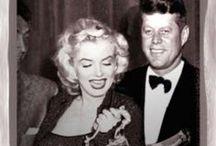 Charismatiker / Weltgeschichte / Charismatiker, charismatische Führung, charismatische Führungsstile - sie faszinieren uns seit Jahrzehnten. Als Charisma-Expertin weiß die Keynote Speakerin Jennifer Withelm dank jahrelanger TV- und Bühnenerfahrung, dass auch schon Marilyn Monroe und John F. Kennedy Charisma bewusst gelernt haben. In diesem Blog pinnt die Vortragsrednerin Charismatiker.