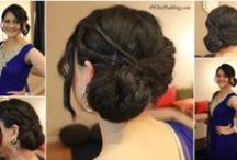 Hairstyles / Here I pin makeup and hairstyles I do by myself!