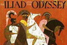 Iliad & Odyssey | Alice and Martin Provensen
